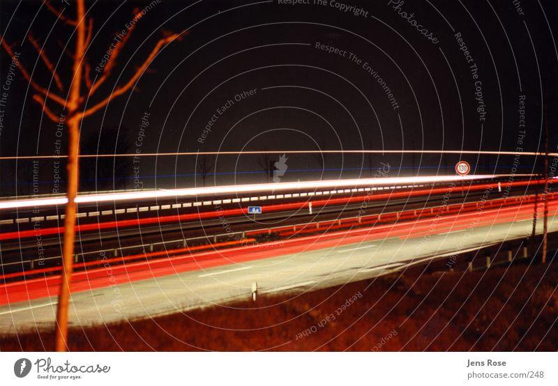 nightshot01 Highway Speed Long exposure
