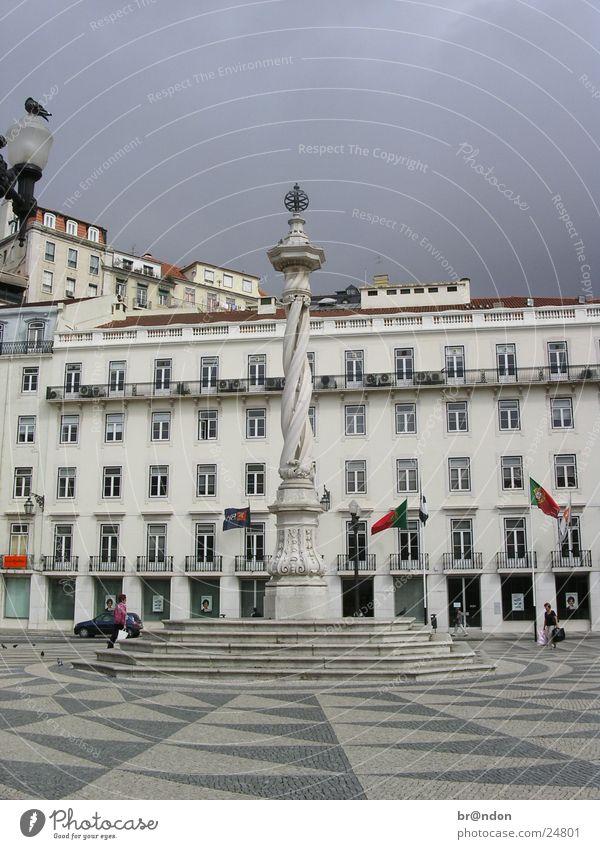 Architecture Statue Landmark Lisbon