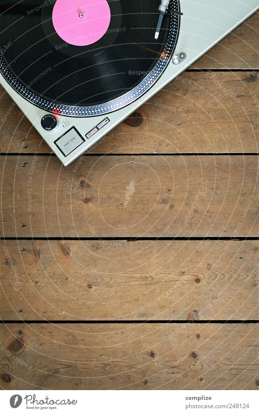 The Record Player Design Flat (apartment) Night life Music Lounge Disc jockey Going out Feasts & Celebrations Clubbing Dance Listen to music Musician Wood