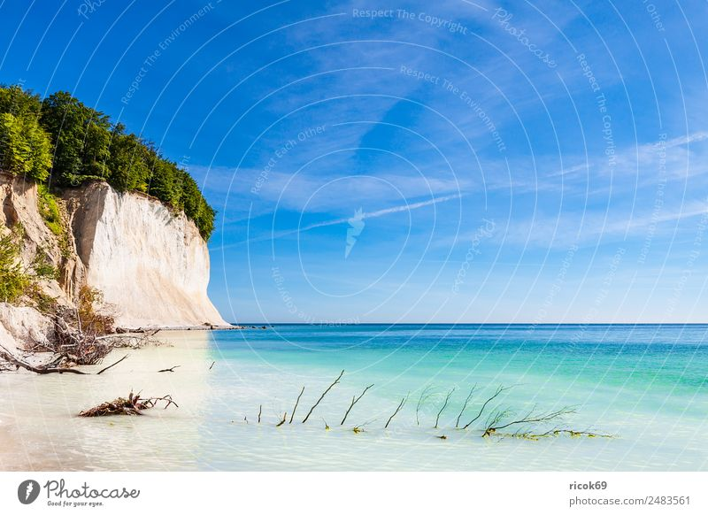 Nature Vacation & Travel Blue Landscape Tree Ocean Relaxation Clouds Environment Coast Tourism Stone Rock Power Idyll Romance