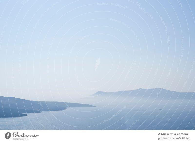 Nature Water Blue Summer Mountain Landscape Environment Coast Elegant Rock Island Natural Authentic Infinity Tracks Idyll