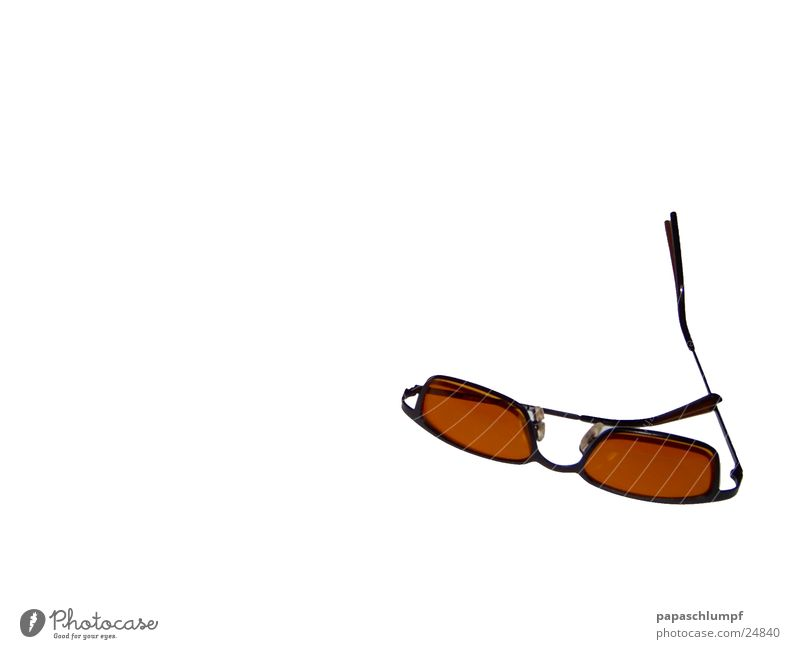 White Summer Black Style Orange Leisure and hobbies Sunglasses