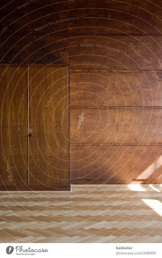 closet Flat (apartment) Arrange Interior design Furniture Room Cupboard Parquet floor Herringbone Floor covering Wooden wall Wall cupboard Office Building