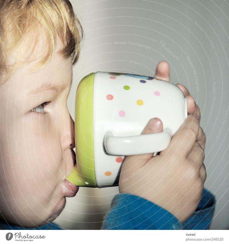 Human being Blue Green White Calm Nutrition Boy (child) Gray Food Infancy Blonde Sit Masculine Beverage Sweet Break