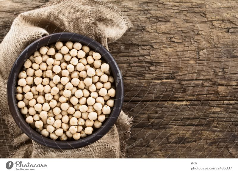 Raw Chickpeas Vegetable Nutrition Healthy Natural food garbanzo Beans Gram Peas legume Pulse dry Dried dehydrated cooking Protein cicer arietinum Rustic