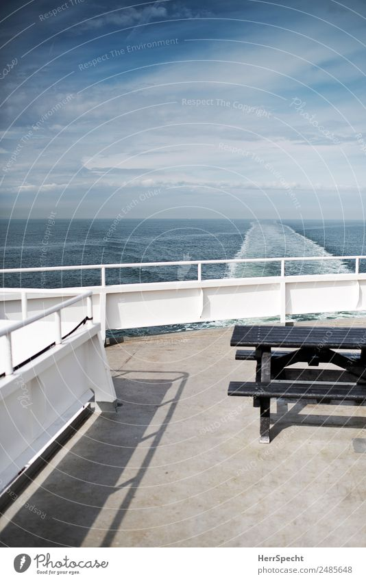 Vacation & Travel Summer Blue Far-off places Tourism Gray Trip Fresh Infinity Summer vacation Navigation Seating Maritime Means of transport Cruise Railing