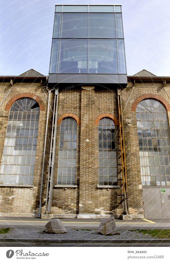 City Architecture Theatre Zurich Switzerland