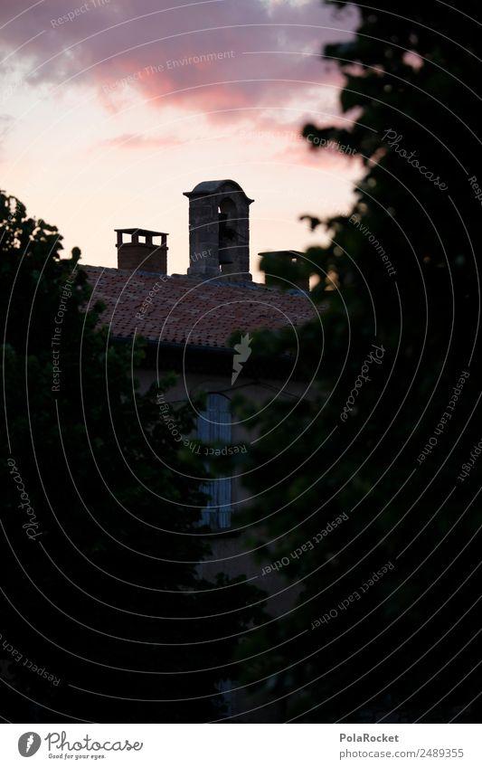 Sky Heaven Pink Beautiful weather Romance Climate France Kitsch Skyward Provence