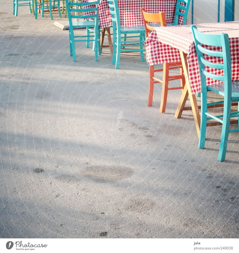Beautiful Places Esthetic Table Chair Kitsch Restaurant Checkered