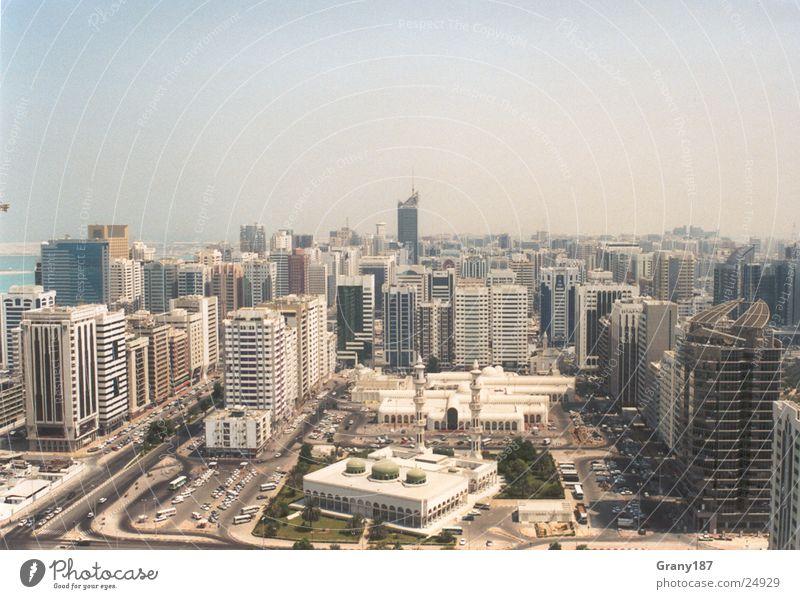 City Vacation & Travel Success Large High-rise Advertising Poster Advertising executive Abu Dhabi