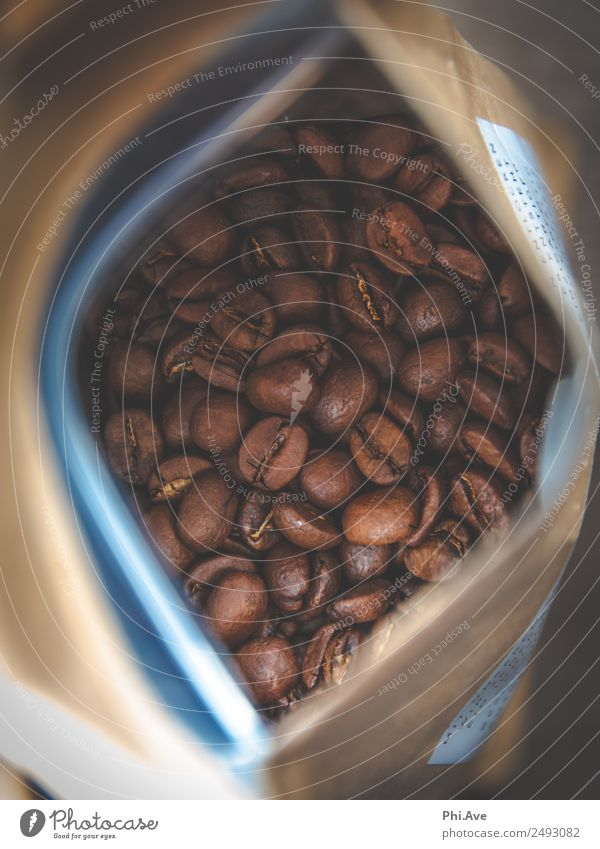 coffee beans Nutrition Breakfast Lunch To have a coffee Beverage Hot drink Coffee Latte macchiato Espresso Fragrance Fresh Brown Happy Anticipation Esthetic Art