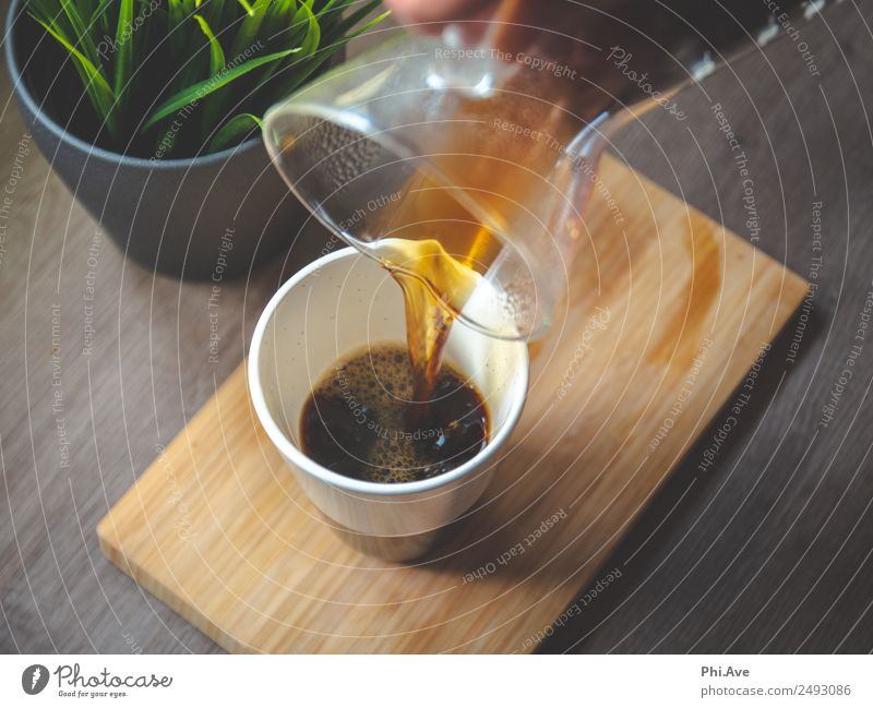Food Nutrition Authentic To enjoy Coffee Drinking Breakfast Fluid Lunch Cold drink To have a coffee Italian Food Coffee cup Coffee break Latte macchiato