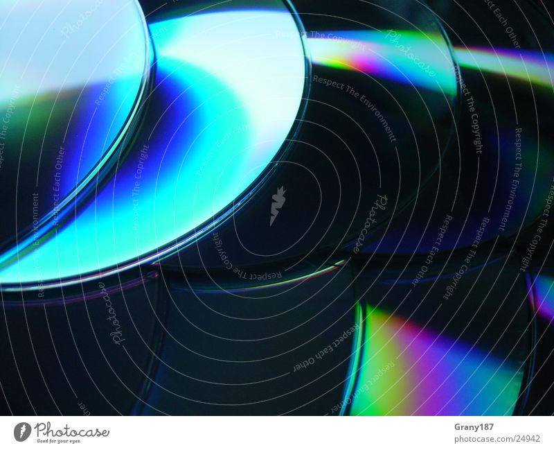 Vacation & Travel Style Music Large Technology Advertising Media Poster Rainbow CD Software Electrical equipment Advertising executive