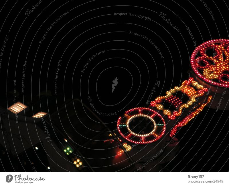 Insane speed ;) Fairs & Carnivals Light Lamp Leisure and hobbies carousel Feasts & Celebrations