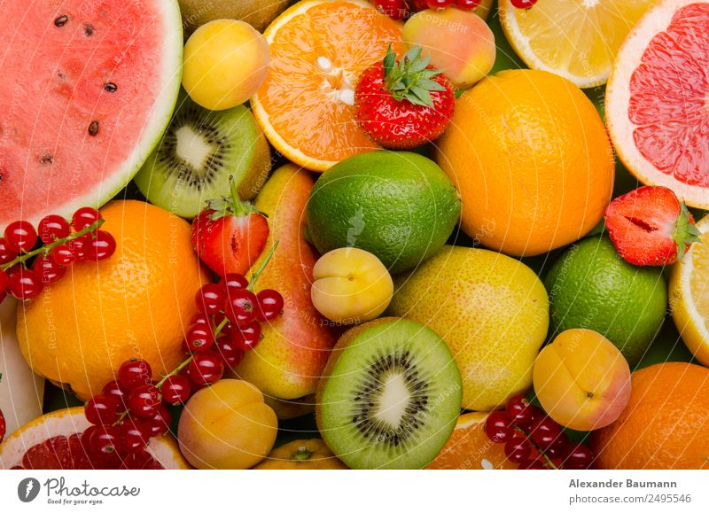 bunch of fruits Food Fruit Orange Nutrition Organic produce Vegetarian diet Diet Fasting Exotic Healthy Healthy Eating Overweight Wellness Life Harmonious