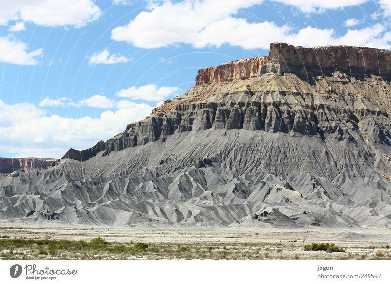 Sky Nature Clouds Mountain Environment Landscape Sand Earth Adventure Rock Esthetic USA Elements Climbing Bizarre