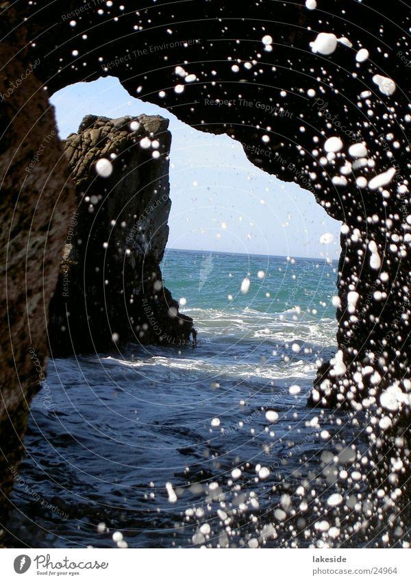 Piper Beach, California Summer Pacific Ocean piper califonia CA water pacific