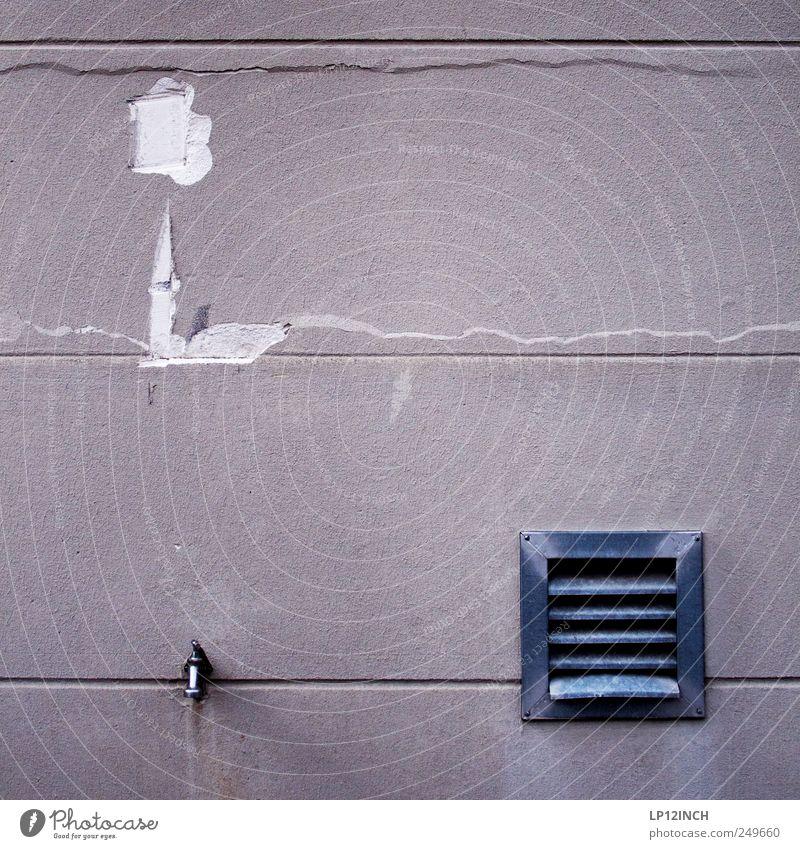 Wall (building) Wall (barrier) Building Line Concrete Broken Church Village Tap Street art Ventilation shaft