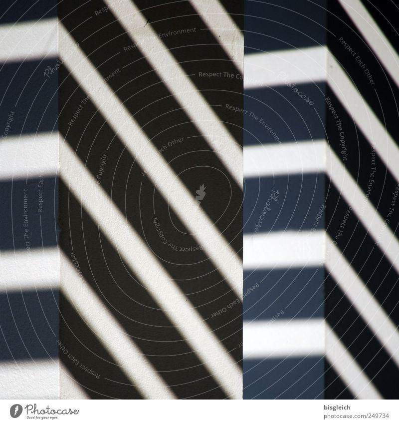 White Black Wall (building) Stone Wall (barrier) Line Arrangement Shadow play Shaft of light Joist Line width