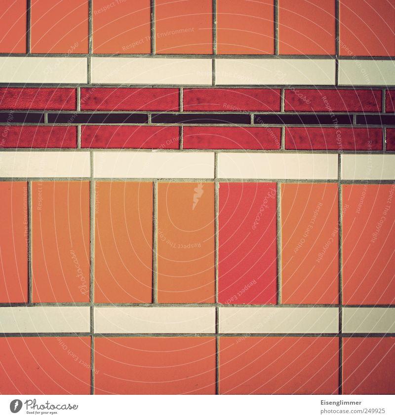 White Red Black Yellow Contentment Retro Uniqueness Tile Attachment Symmetry Identity Complex Competition Unwavering Revolt