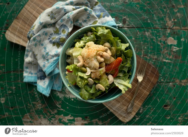 Eating Healthy Food Nutrition Fresh Delicious Vegetable Organic produce Bowl Dinner Diet Vegetarian diet Lunch Lettuce Salad Fasting