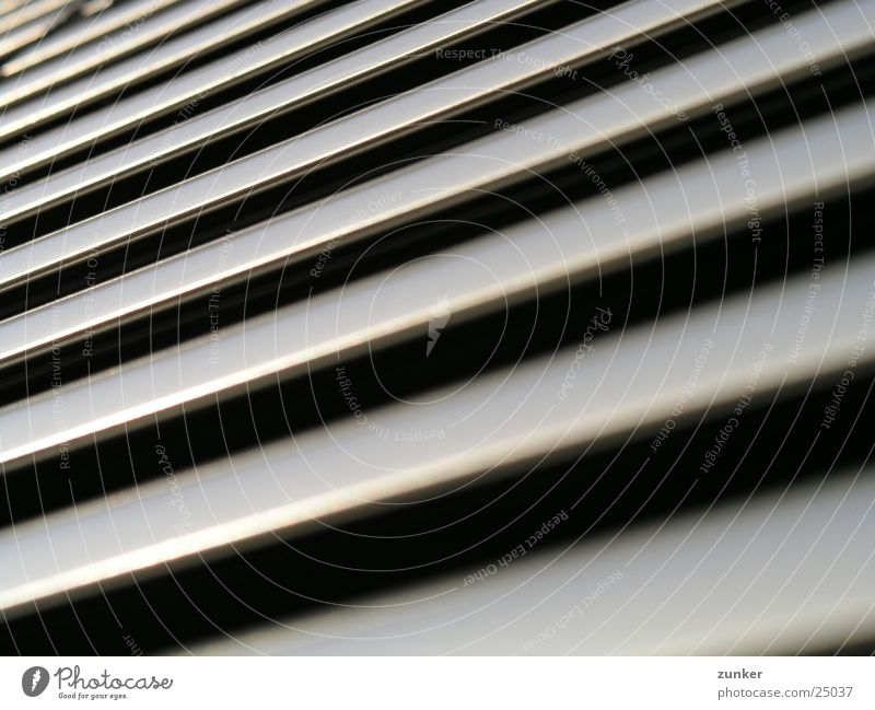 Black Gray Architecture Closed Boredom Venetian blinds