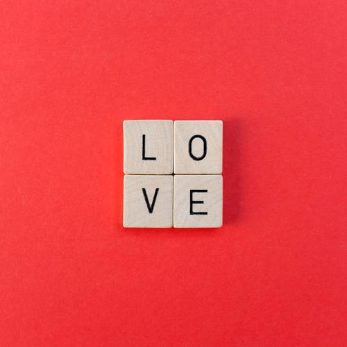Red Love Emotions Happy Playing Together Characters Joie de vivre (Vitality) Romance Infatuation Loyalty Spring fever