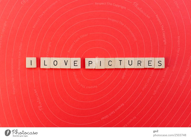 I Love Pictures Playing Media industry Advertising Industry Art Print media New Media Internet Characters Idea Inspiration Creativity Culture Photography