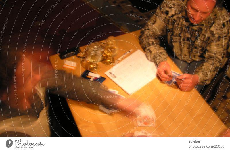 Joy Leaf Playing Movement Beer Card Cigarette Game of cards Skat
