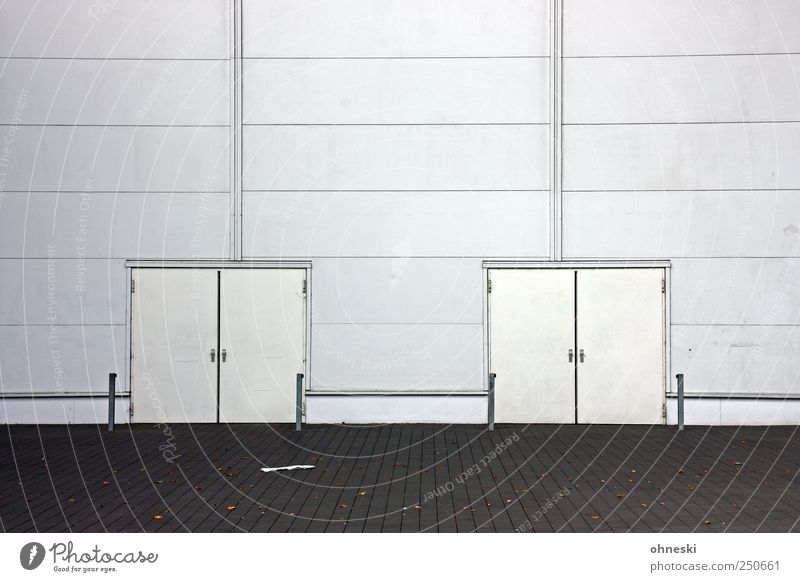White Architecture Building Line Door Facade Manmade structures Hall Exhibition hall