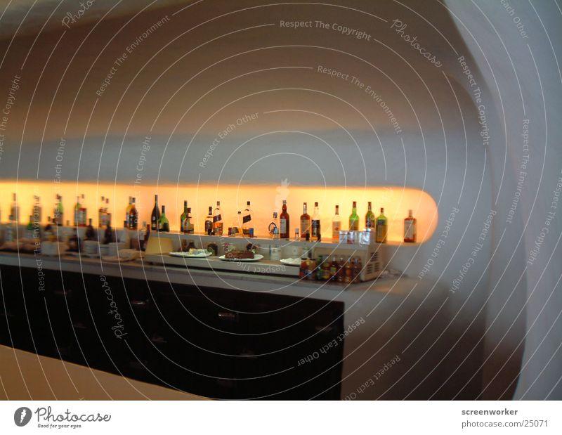 Room Architecture Glass Round Bar Lanzarote César Manrique Mirador del Rio