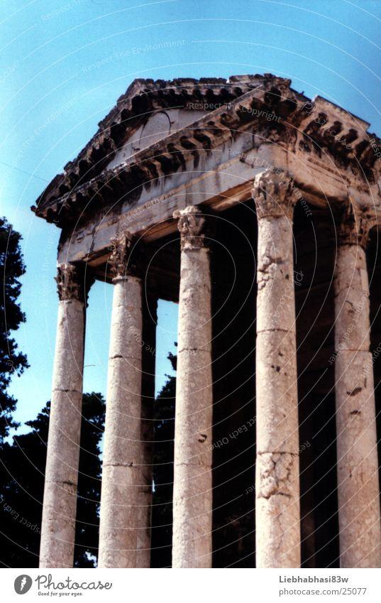 temple of zeus House of worship Temple of Zeus in Croatia
