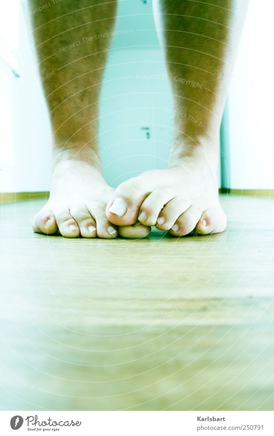 Big Foot Personal hygiene Skin Pedicure Living or residing Flat (apartment) Hallway Door Health care Human being Feet 1 Touch To hold on Bizarre Perspective