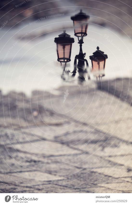 Upside down. Art Esthetic Romance Venice Veneto St. Marks Square Places Reflection Puddle Surrealism Gorgeous Dream Abstract Baroque Renaissance Past