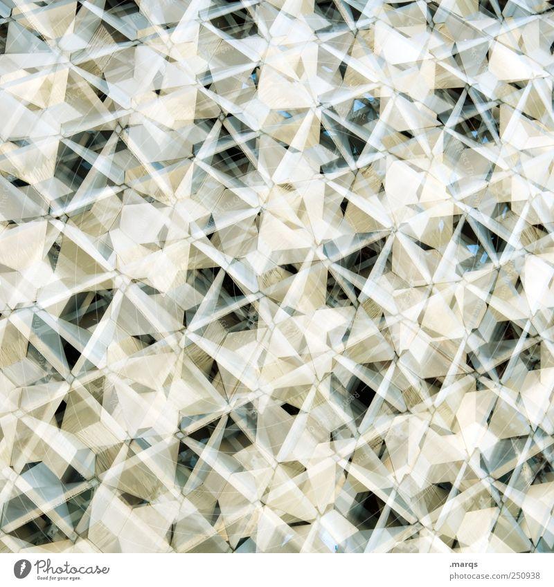 origami Style Design Facade Ornament Line Exceptional Bright Hip & trendy Uniqueness Modern Many White Arrangement Perspective Surrealism Future Colour photo