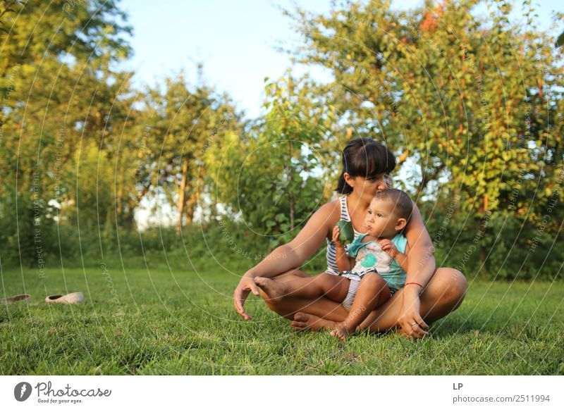 mother and child 1 Woman Child Human being Youth (Young adults) Young woman Joy Lifestyle Adults Religion and faith Love Feminine Emotions Family & Relations