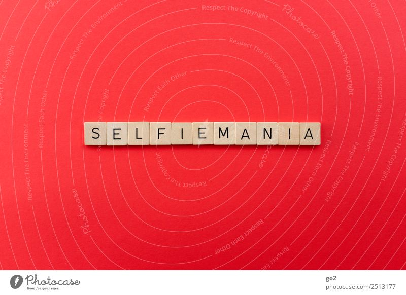 Selfiemania Leisure and hobbies Playing Youth culture Media New Media Internet Characters Communicate Red Conceited Society Identity Uniqueness Culture Life