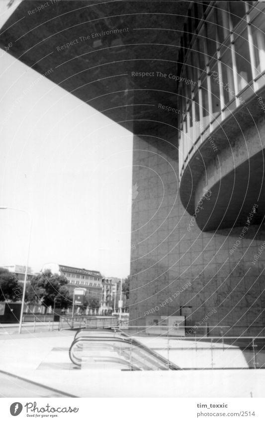 Architecture Stock market Zurich