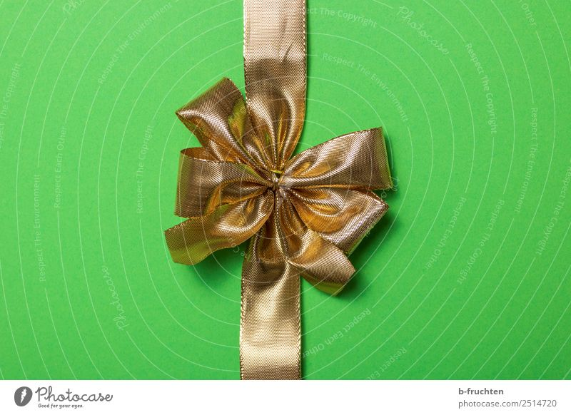 Beautiful Green Feasts & Celebrations Gold Birthday Gift Paper Curiosity Wedding Mysterious Surprise Middle Packaging Bow Package Box up