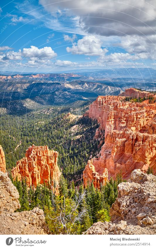 Bryce Canyon National Park, Utah. Vacation & Travel Trip Adventure Far-off places Expedition Camping Summer Summer vacation Mountain Hiking Nature Landscape Sky