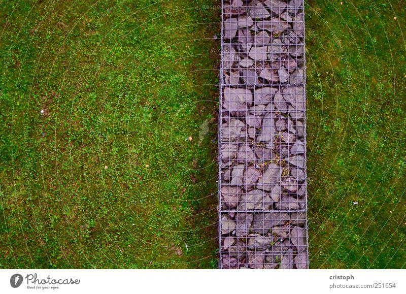 Green Meadow Wall (building) Grass Wall (barrier) Park Border Divide