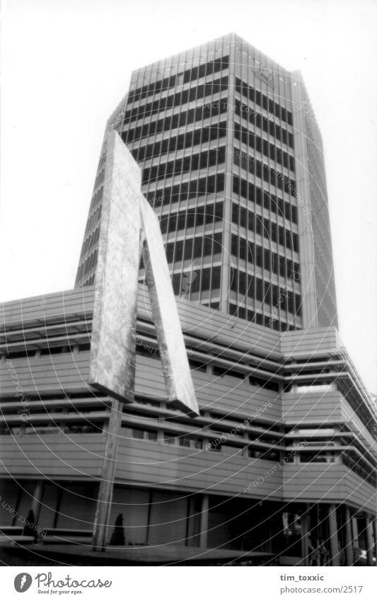 zurich.01 High-rise Town Architecture Zurich
