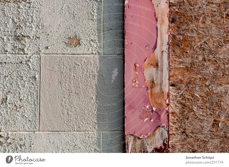White House (Residential Structure) Wall (building) Wood Gray Wall (barrier) Stone Brown Pink Transience Simple Manmade structures Derelict Plaster Wooden board