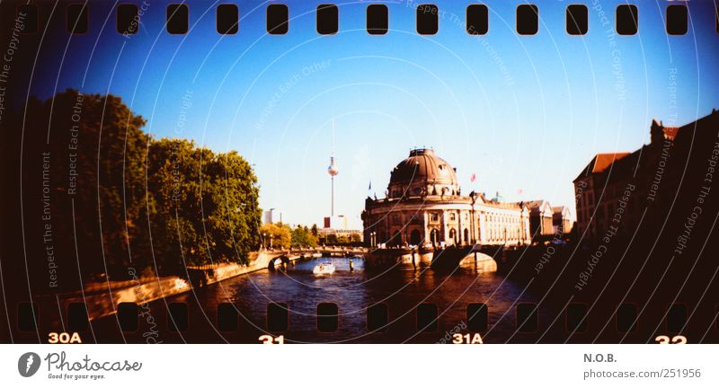 Berlin in the middle Museum Germany Europe Capital city Downtown Bridge Manmade structures Architecture Tourist Attraction Landmark Berlin TV Tower Discover