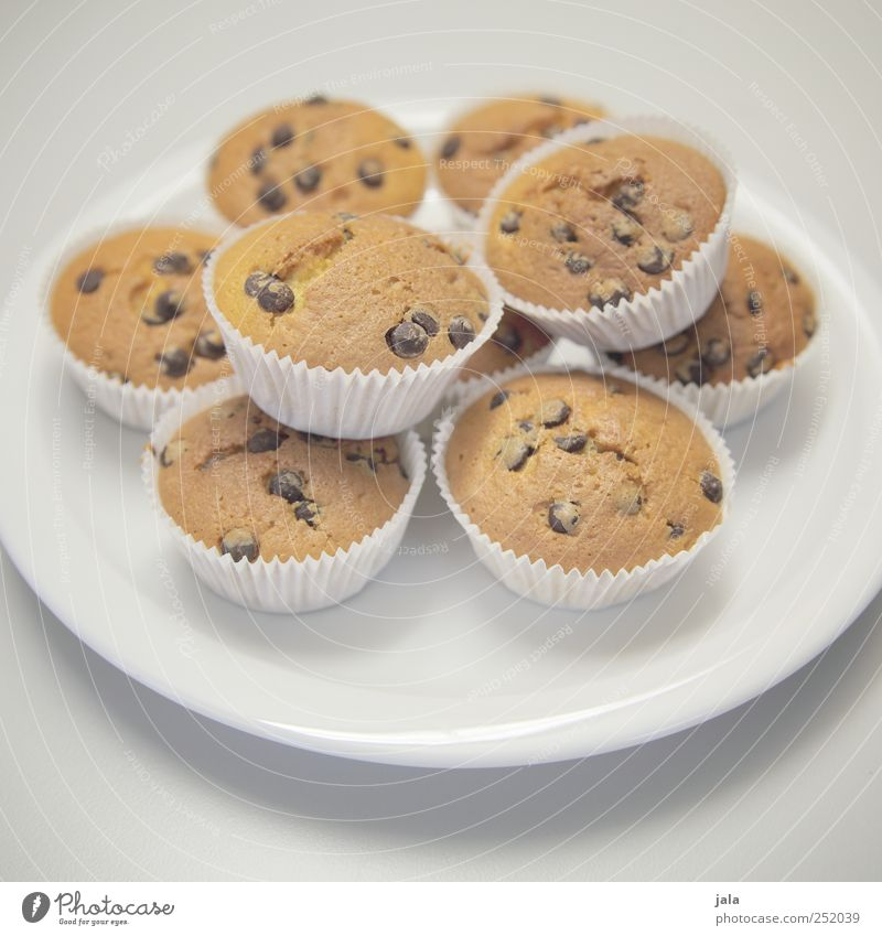 Saturdays muffinalization Food Cake Muffin Nutrition To have a coffee Vegetarian diet Finger food Plate Delicious Sweet Appetite Colour photo Interior shot