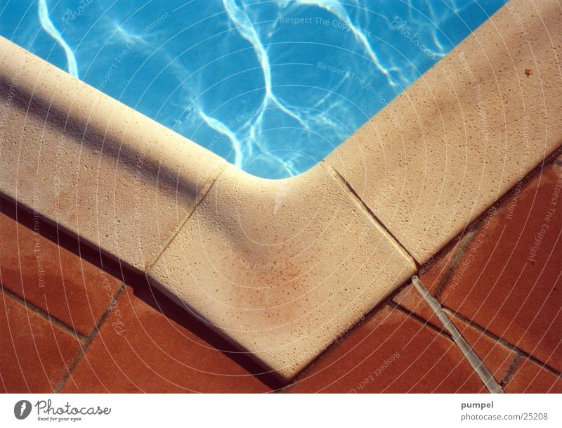 Water Blue Architecture Earth Corner Swimming pool Tuscany