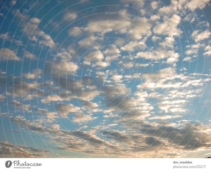 Himmless Clouds Air White Blue Sky Graffiti