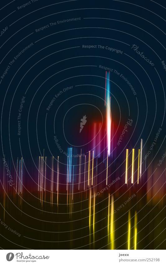 City Colour Art Shows Surrealism Visual spectacle