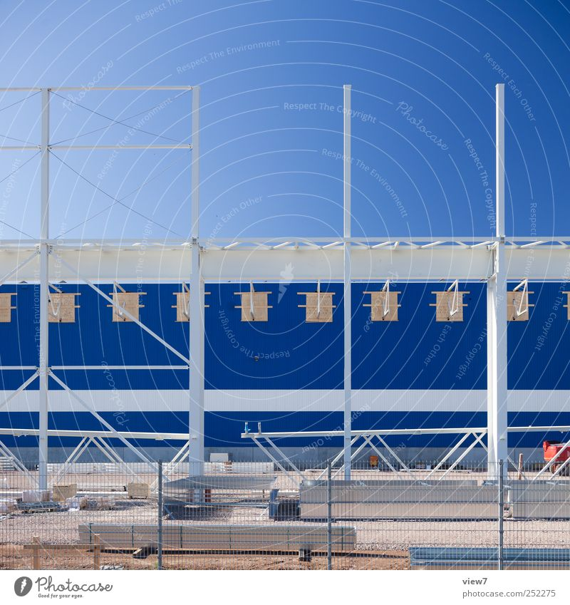 extension Workplace Construction site Trade House (Residential Structure) Manmade structures Building Architecture Wall (barrier) Wall (building) Facade Roof
