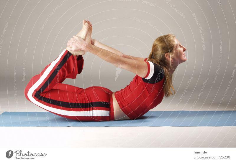 Woman Fitness Yoga